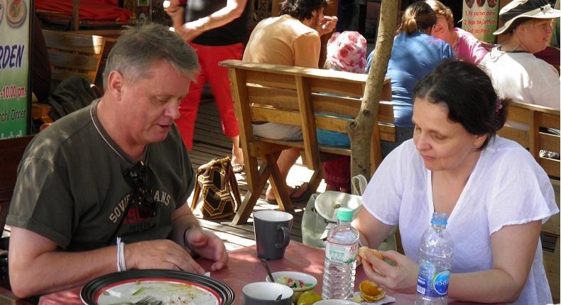 Claire Stephen Thailand 2011