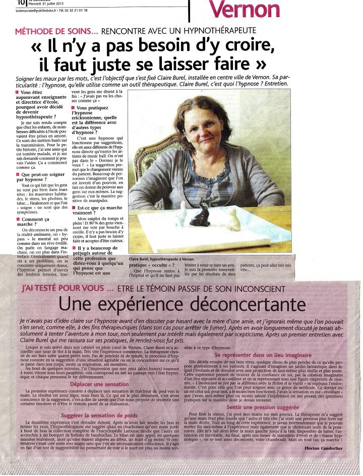 __article démocrate juillet 2013__